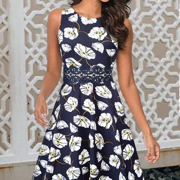 Linwood Floral Dress