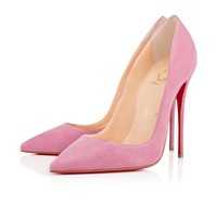 So Kate 120mm Rosette Suede