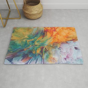 Boom Rug by duckyb