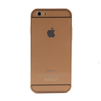 PROTECTIVE IPHONE CASE GOLD