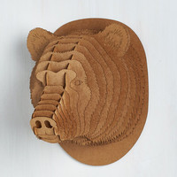 The Wonderful World of Grizzly Wall Decor