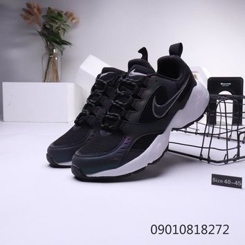 """Nike"" M3k Tekno 2019 Summer Breathable Mesh Leather 3 Generations Of Retro Sports Old Shoes"