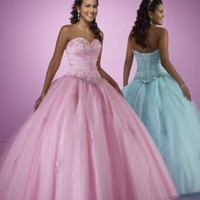 Tulle Sweetheart Empire Bodice Hot Sell Quinceanera Dress [dressnl3562] - $169.00 : dressnl.com, Prom Dresses Holland online shop