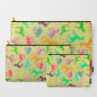 Strike a Unicorn Pose Carry-All Pouch by That's So Unicorny