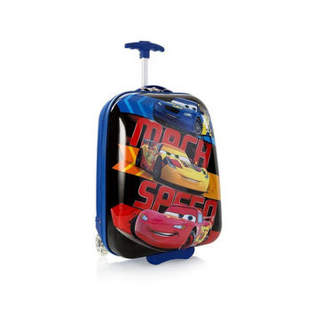 Heys Disney Pixar Cars Hybrid Luggage Case [Mach Speed]