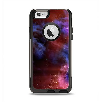 The Super Nova Neon Explosion Apple iPhone 6 Otterbox Commuter Case Skin Set