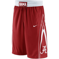 Nike Alabama Crimson Tide Replica Basketball Shorts - Crimson