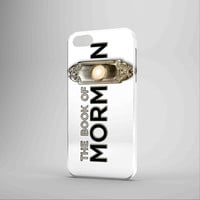 The Book Of Mormon Logo iPhone Case Galaxy Case 3D Case