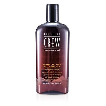 Men Power Cleanser Style Remover Daily Shampoo (For All Types of Hair) - 450ml-15.2oz