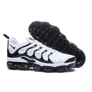 Air VaporMax TN 2018 Plus White/Black Sport Shoe 40-45