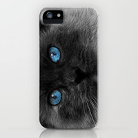 CATTURE iPhone Case by catspaws | Society6