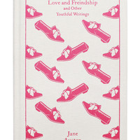 love and freindship and other youthful writings by jane austen