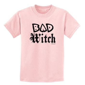 Bad Witch Childrens T-Shirt