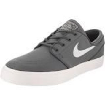 NIKE SB ZOOM STEFAN JANOSKI DARK GREY/LIGHT BONE-SUMMIT WHITE-BLACK