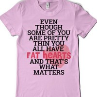 Light Pink T-Shirt | Funny Pitch Perfect Shirts