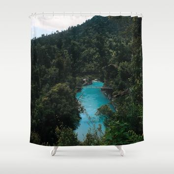 Just You and Me Shower Curtain by Gallery One
