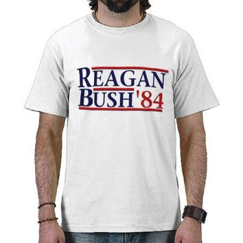 Reagan Bush '84 T Shirts from Zazzle.com