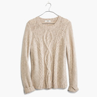 Firelight Marled Pullover