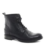 ASOS Workboot in Leather