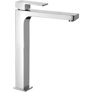 Unoh Single Lever Handle Bathroom Vessel Filler Tall Lavatory Basin Faucet