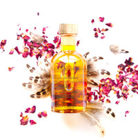 Delicate Romance Balancing Bath And Shower Oil