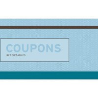 Coupons Receiptable ? Handy Organizers by Knock Knock