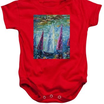 Sails To-night - Baby Onesuit