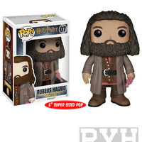 "Funko Pop! Movies: Harry Potter - Rubeus Hagrid - 6"" - Vinyl Figure"