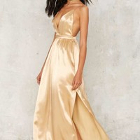 After Party by Nasty Gal Wanna Take My Place Maxi Dress