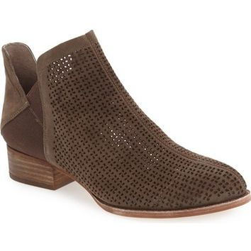 Vince Camuto Celena Perforated Bootie (Women) | Nordstrom
