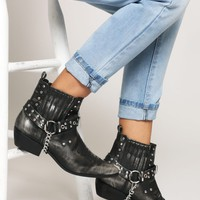 Laso Harness Bootie - Shoes at Gypsy Warrior