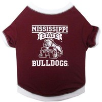 ONETOW Mississippi State Pet T-Shirt