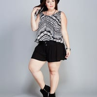 Printed Swing Tank | Wet Seal+