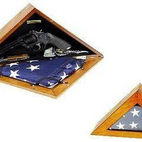 Military 3x5 Flag Box quick access Concealment safe