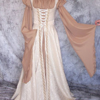 Renaissance Noble Gown Custom Made by SpeedyCostumes on Etsy