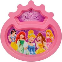 The First Years Disney Princess Sectioned Plate, BPA-Free - Walmart.com