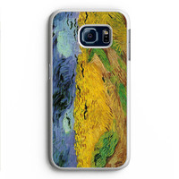 Van Gogh Wheat Fields Samsung Galaxy S6 Edge Plus Case Aneend