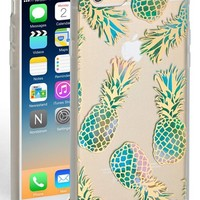 Women's Sonix 'Liana Teal' iPhone 6 Case - Blue/green