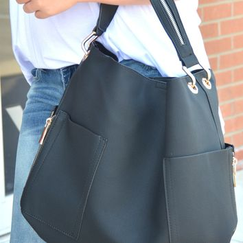 So Much To Love Bag Textured
