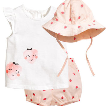 3-piece Set - from H&M