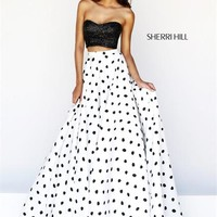 Sherri Hill 21259 dress - Sherri Hill Prom dresses - netfashionavenue