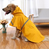 High Quality Camouflage Pet Dog Waterproof Raincoat