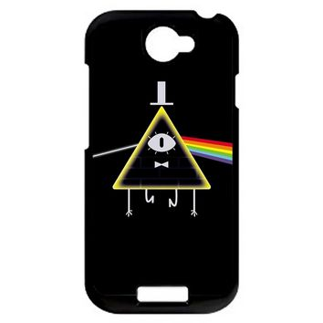 Dark Cipher Of The Moon HTC One S Case