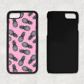 Pineapple Phone Case, Unique Summer Phone Case, iPhone 6 Case, iPhone 6s Case, iPhone 7 Case, iPhone 7 plus Case, iPhone 6s plus Case Rubber