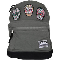 Peace By Piece Skull Life Backpack
