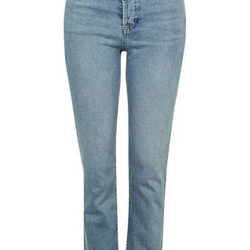 TALL Step Hem Straight Leg Jeans