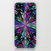 Mix #465 iPhone & iPod Case by Ornaart