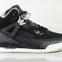 Air Jordan Kids GS Spizike Black Cool Grey