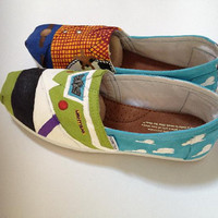 Black Friday Deal: Toy Story Inspired Painted TOMS
