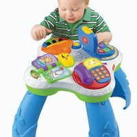 Fisher-Price Laugh & Learn Fun with Friends Musical Table | www.deviazon.com